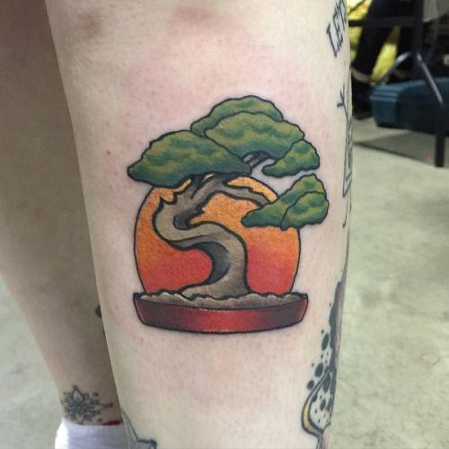 Bonsai Tattoo Meaning: Bonsai Tattoo - Google Search