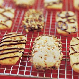 Chocolate Toffee Butter Cookies Recipe - Cooks Country