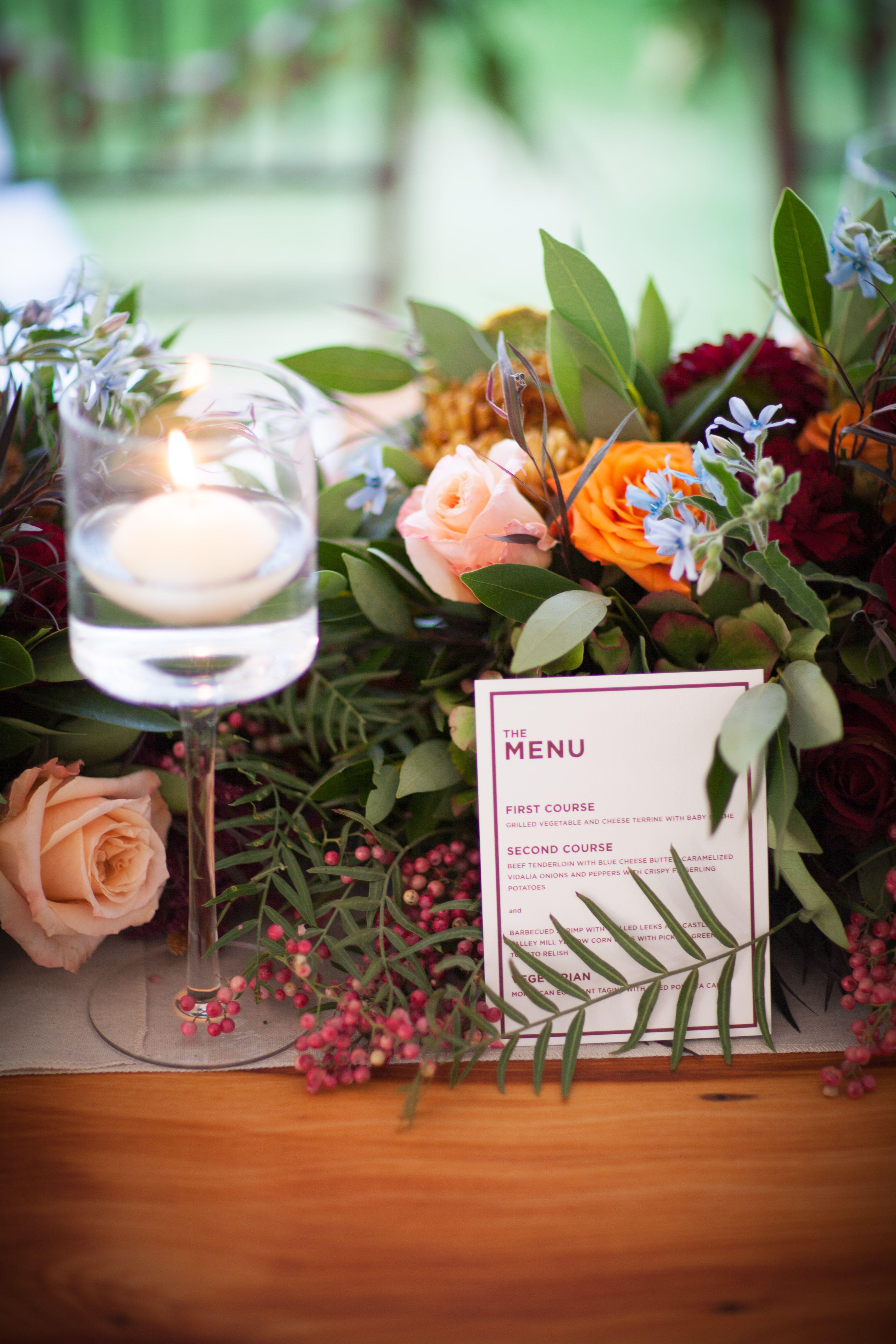 Play To Your Strengths Fall Garden Wedding In Pennsylvania