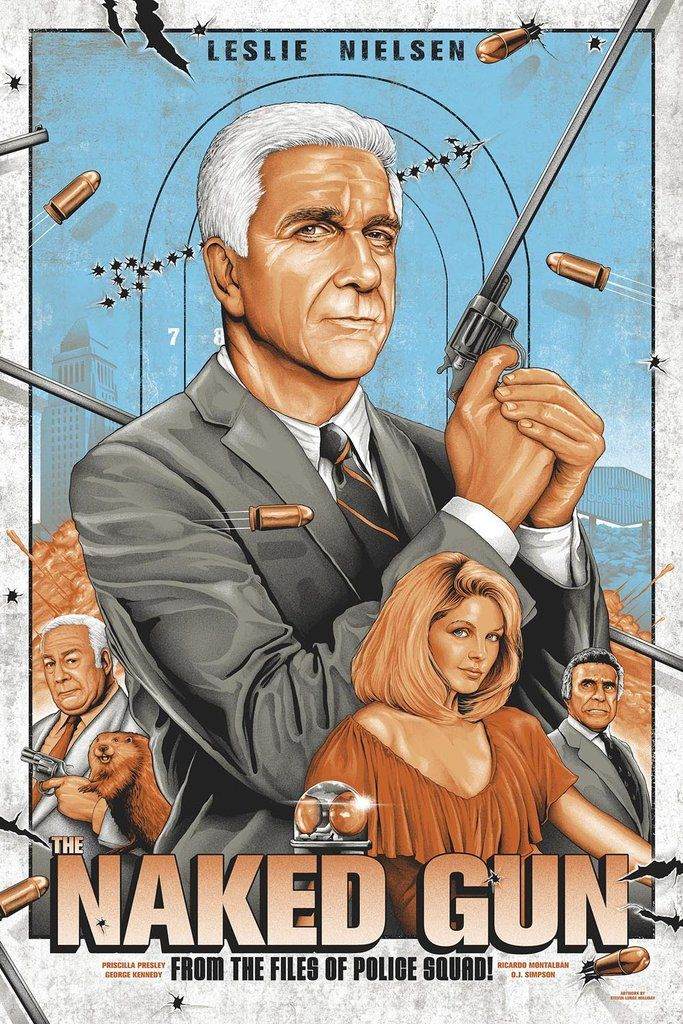 Naked Gun 33 1/3: The Final Insult wiki, synopsis, reviews