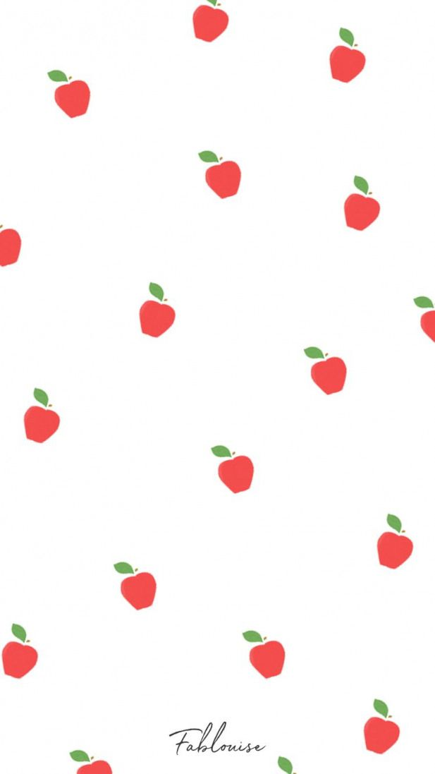 More Free Smartphone Wallpapers On Fablouise Nl Wallpapers Wallpaper Pattern Print Iphone An Fruit Wallpaper Pattern Apple Wallpaper Smartphone Wallpaper