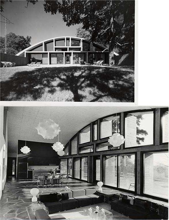 Geller house by Marcel Breuer