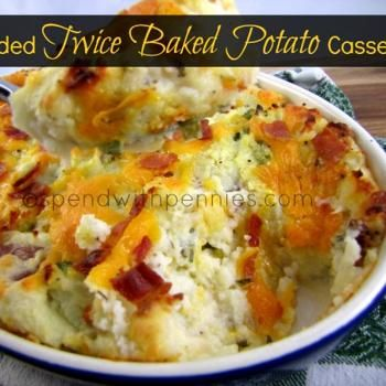 Loaded Twice Baked Potato Casserole Recipe - ZipList