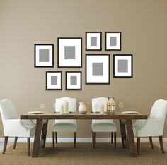 Unique Ways To Hang 8x10 And 5x7 Photos Google Search Gallery Wall Layout Home Decor Frames On Wall