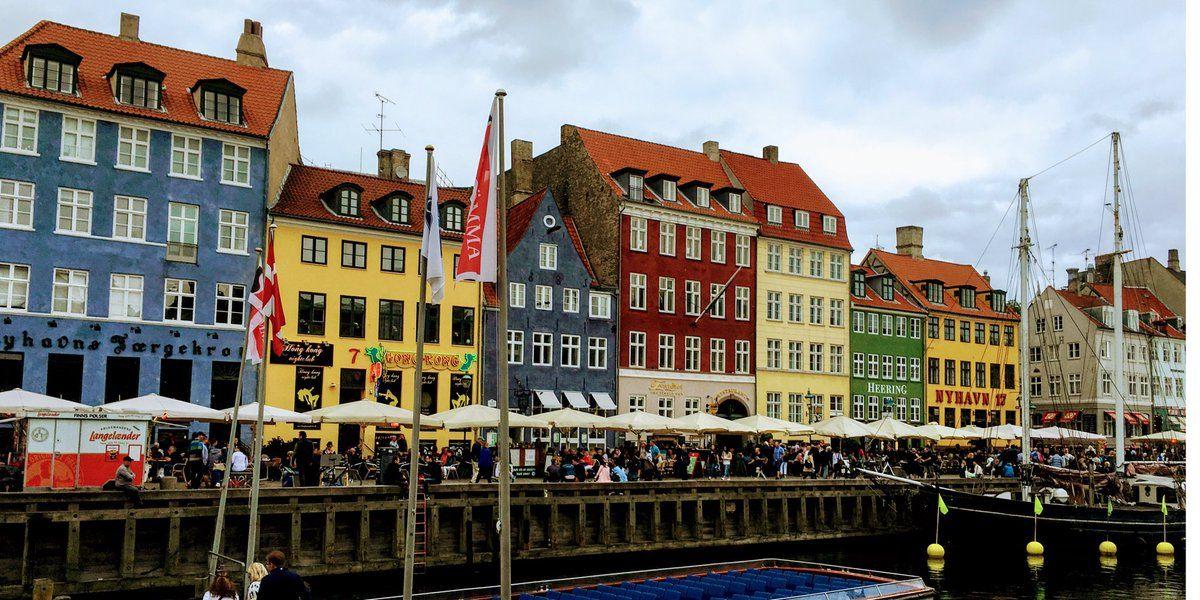 Diane Frisch @DFDestinations  30 avr.  Plus   Wonderful Copenhagen!!!