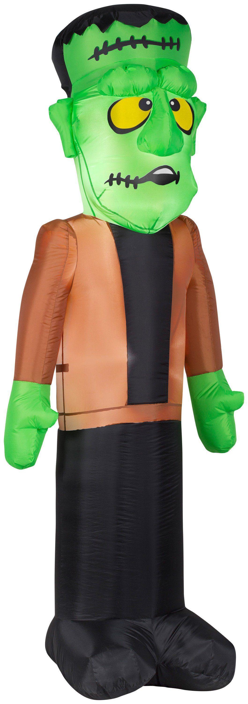 6 airblown green monster halloween inflatable halloween