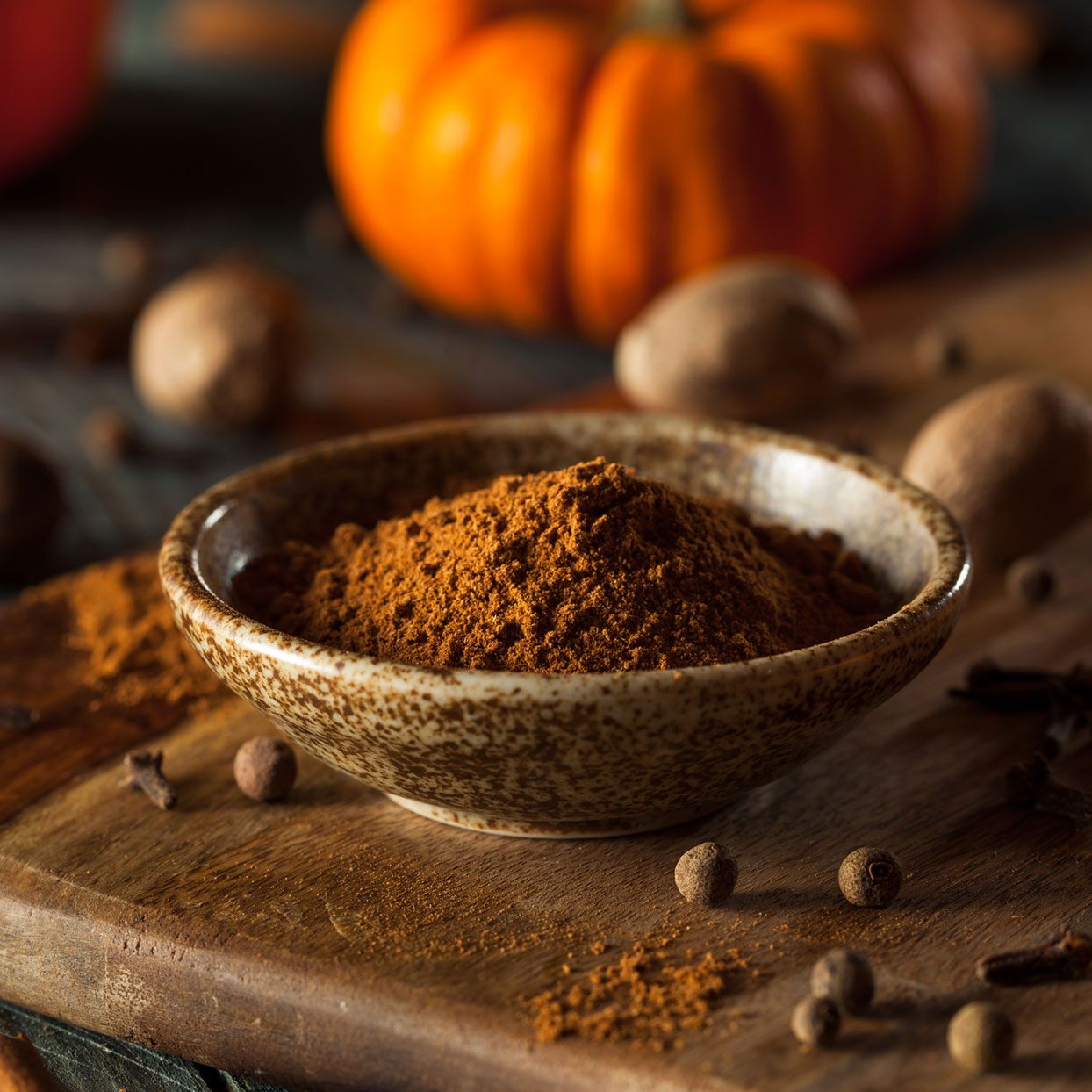 Here's Exactly What's in Pumpkin Spice—Plus How to Make It