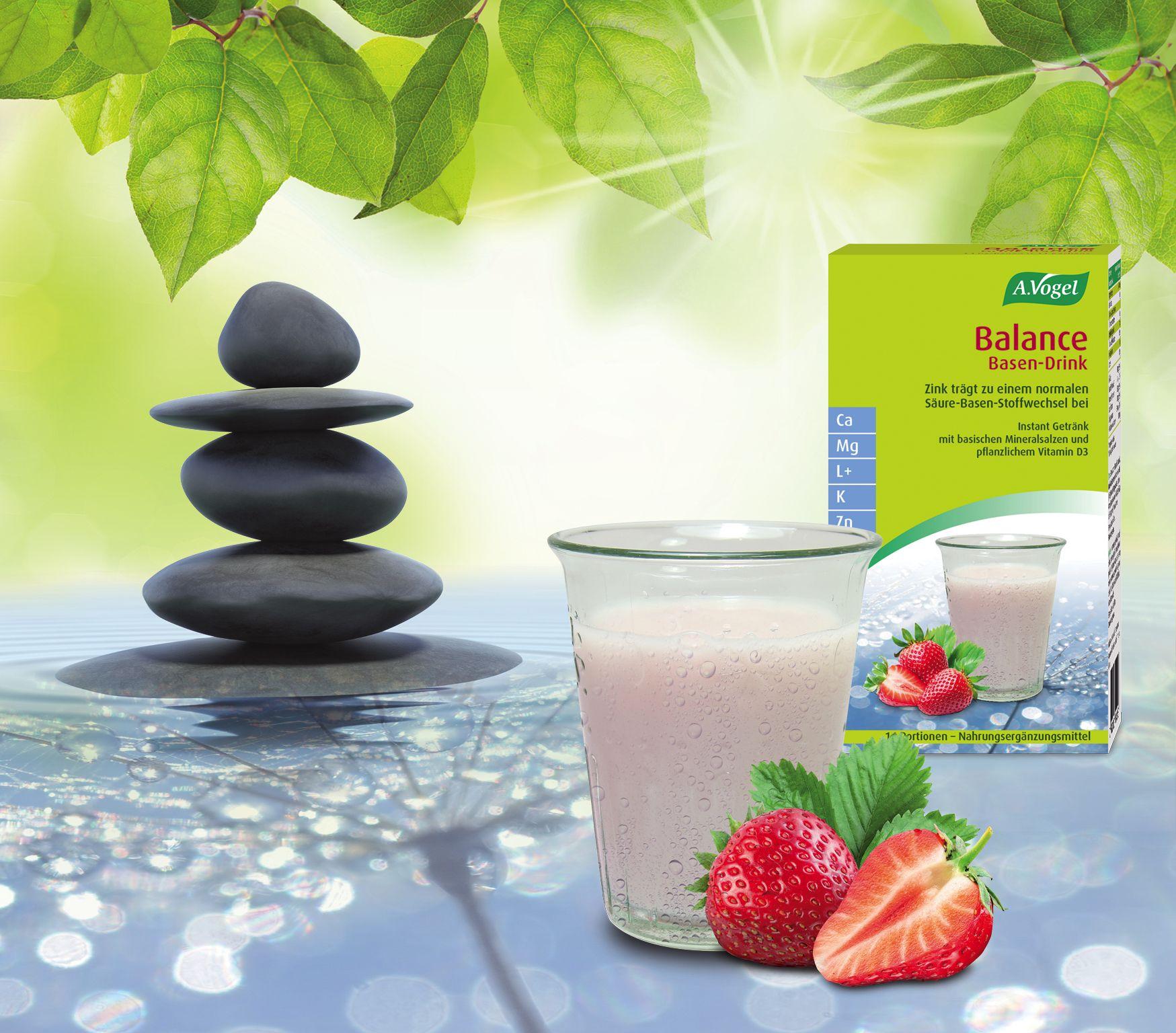 Den Neuen Balance Basen-drink Von A.vogel Schon Probiert? Fruchtig ... Wie Man Einen Gesunden Gemuse Garten Plant Und Aufrechterhalt