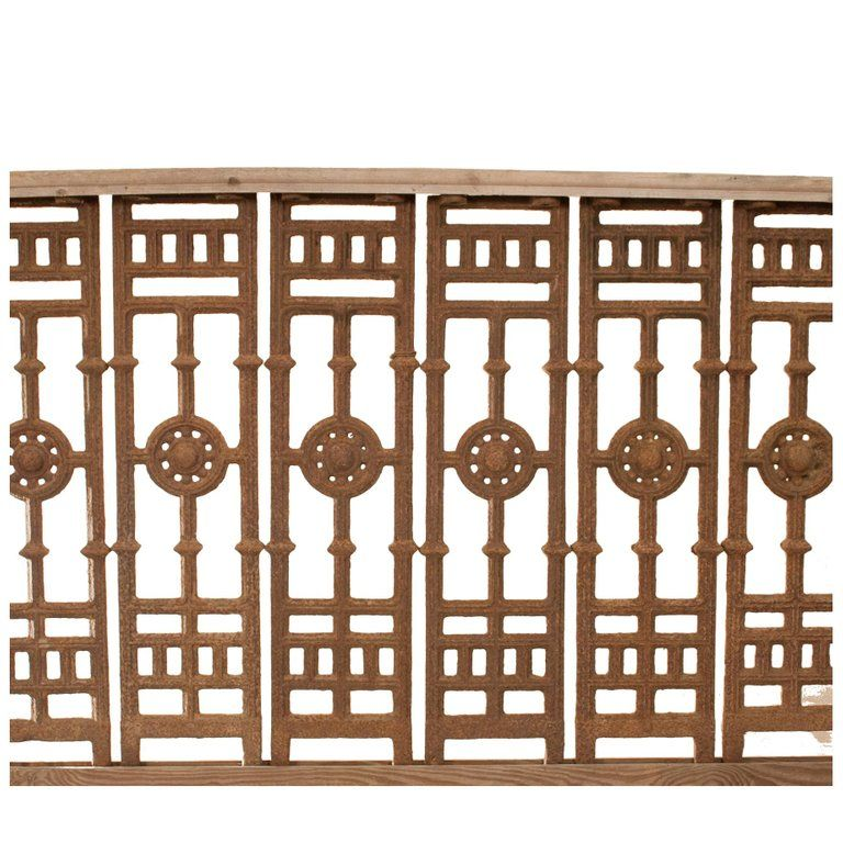 Best 19Th Century Iron Balusters For Sale At 1Stdibs Iron 400 x 300