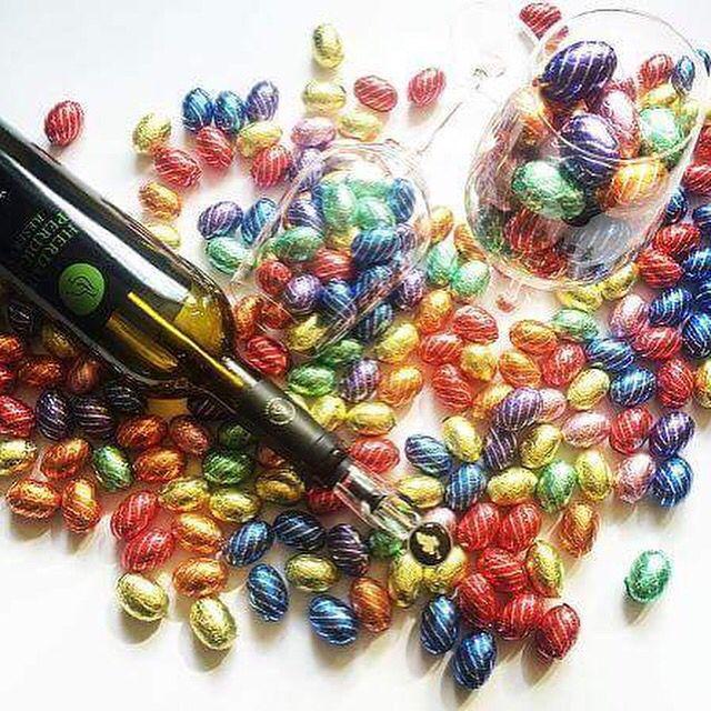 Vrolijk Pasen! Happy Easter! #winechill #pasen