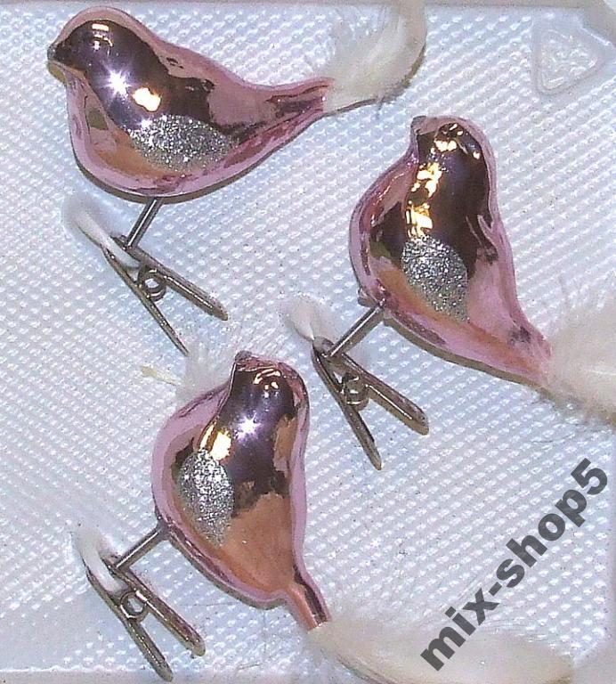 Bombki Szklane Choinkowe Ozdoby Ptaki 3 Szt 36 4722463298 Oficjalne Archiwum Allegro Heels