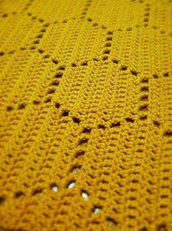 Crochet Afghan Pattern Схемы вязания крючком