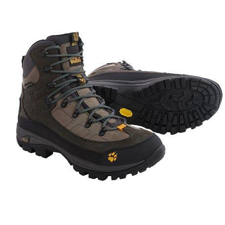 Jack Wolfskin Winter Trail Texapore Snow Boots Waterproof