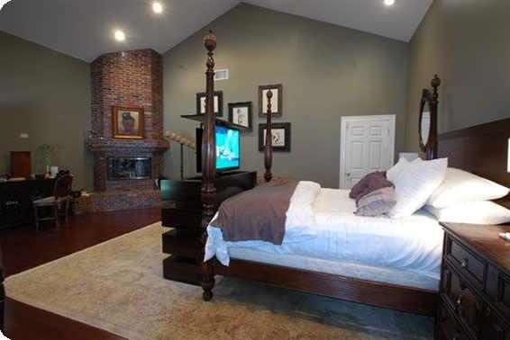 Nexus 21 TV Lifts TV Lift Applications Bedroom color