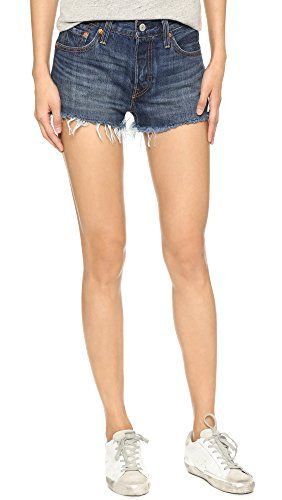 Levi's Vintage Clothing Women's 501 Shorts -- More info could be found at the image url.