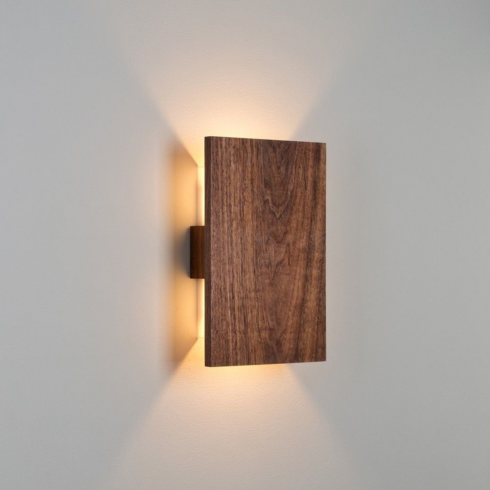 Wall Lamps : Best 25+ Led wall sconce ideas on Pinterest Led wall lights, Wall lamps and Wall lighting