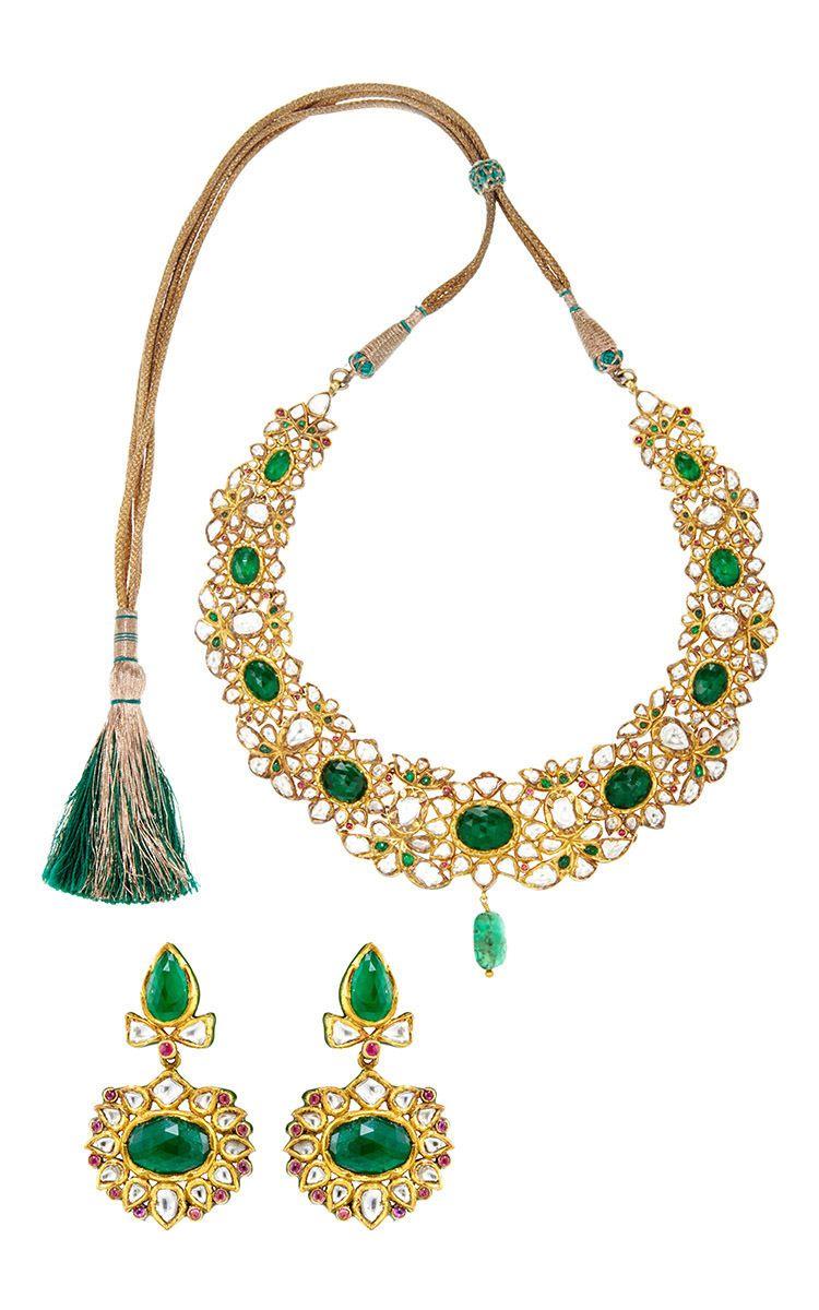 Sagar Jewellers Diamond Drop Earrings Red Jewelry Sets Fine