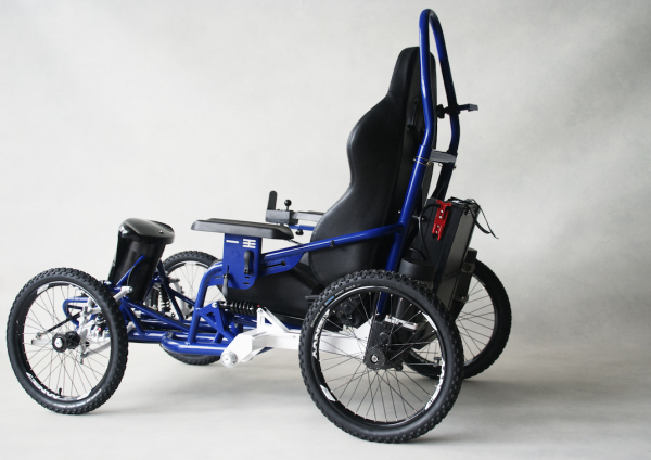 Quadrix Axess Touch Pedelec E Bike Elektromotor