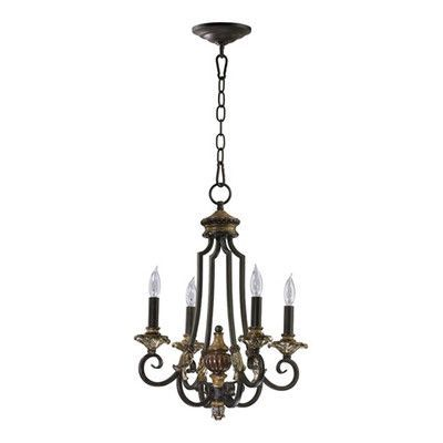 Designers Fountain Barcelona 9 Light Hanging Natural Iron Chandelier 9039 NI The Home Depot