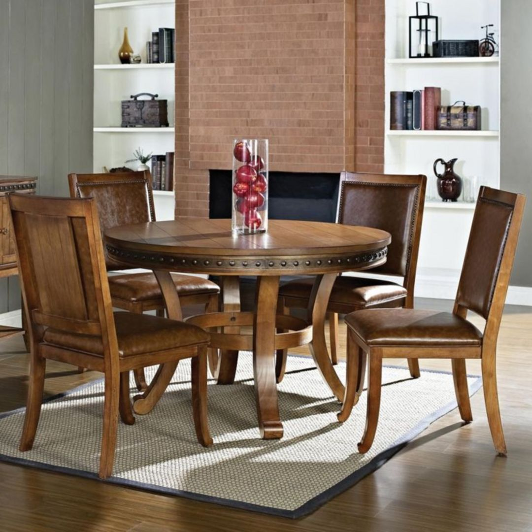 10 Fabulous Tiny Dining Room Design Ideas For Romantic Families Dining Room Design Round Dining Room Sets Round Dining Table Sets