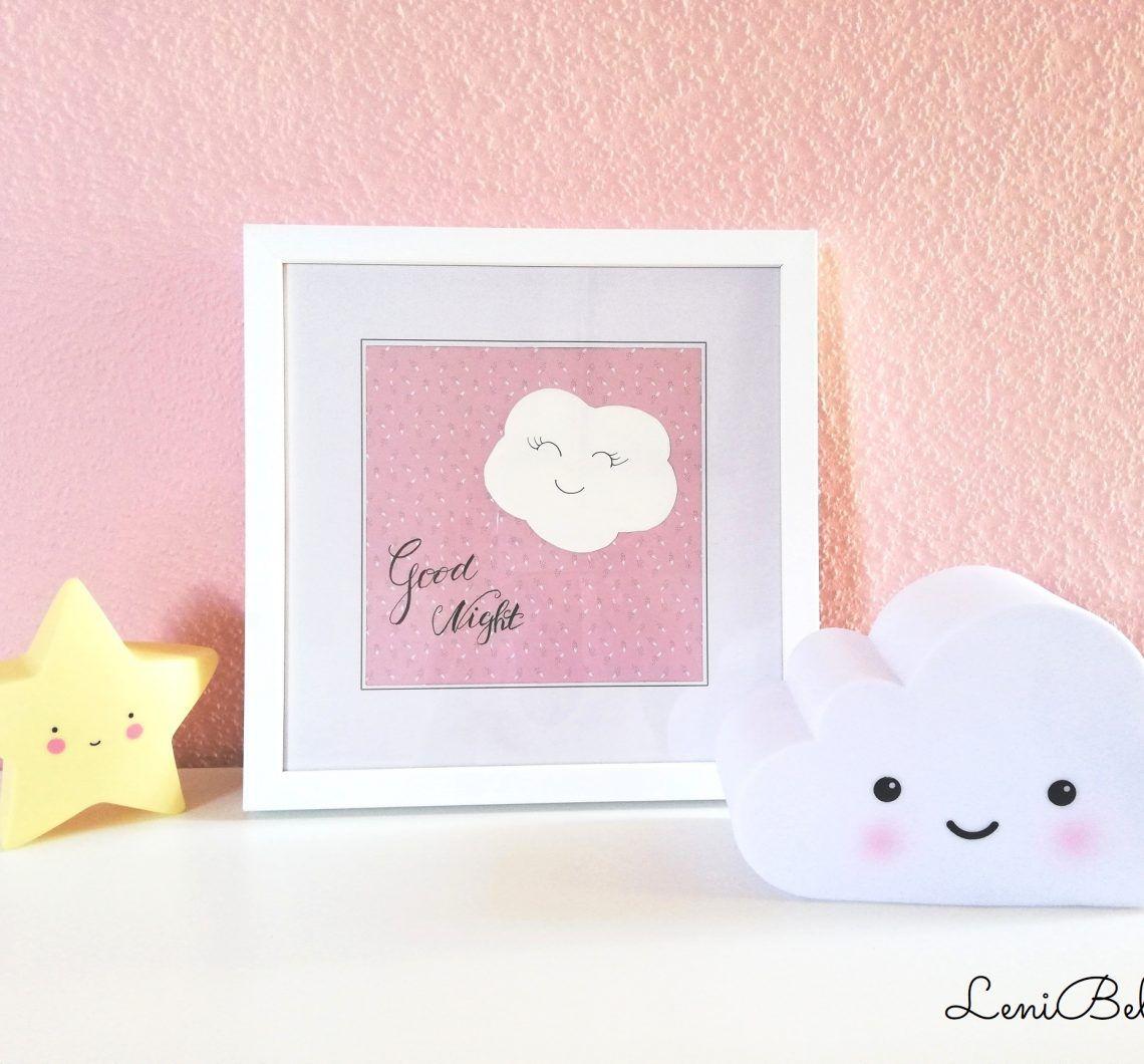 Wandbilder fürs Kinderzimmer Free Printable und