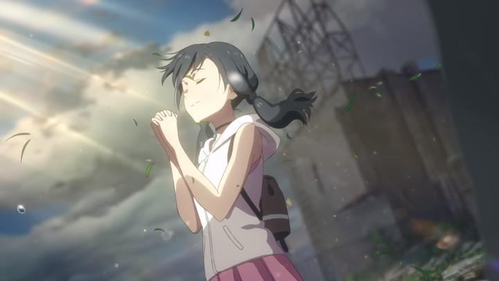 2020 的 Hình Anime Tenki no ko 主题