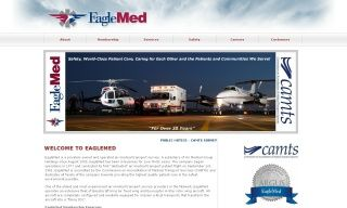 Visit us at www.flyeaglemed.com
