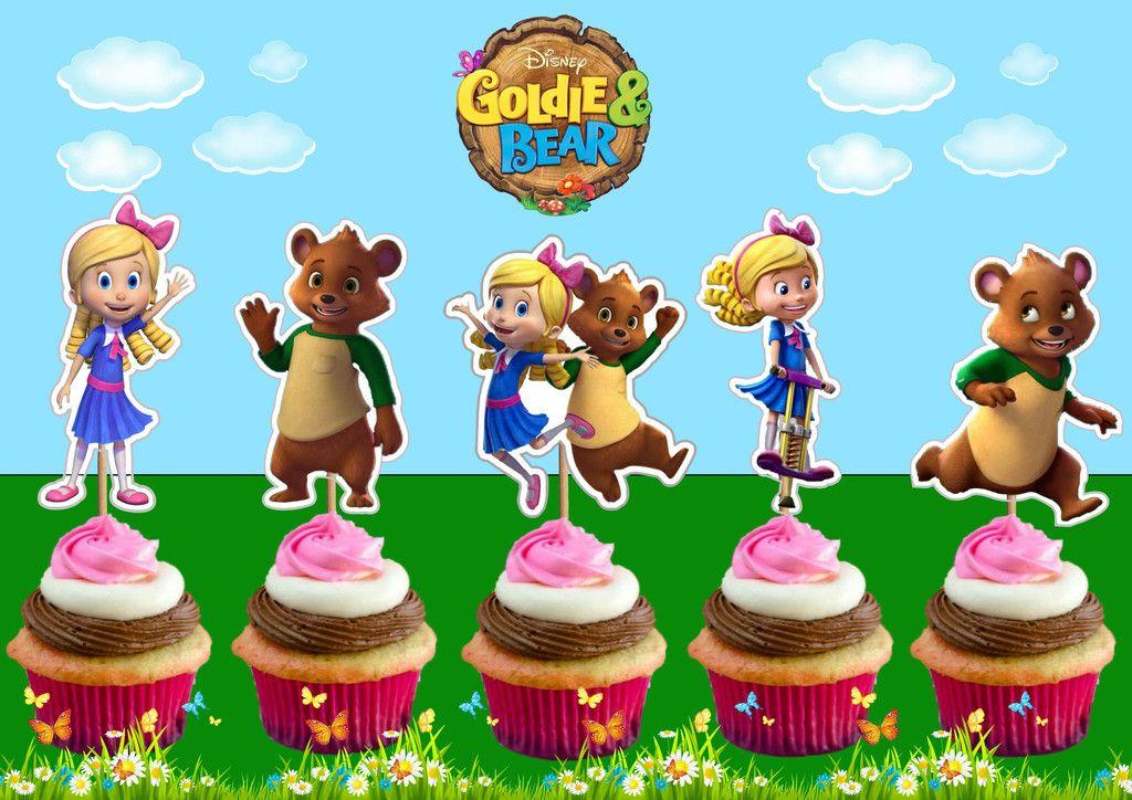 25 Goldie And Bear Birthday Ideas Bear Birthday Bear Birthday Party Birthday