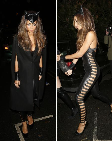 Nicole Scherzinger Halloween Costume.Nicole Scherzinger Has Successfully Secured Our Vote For Best