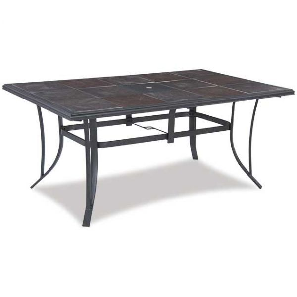 Tile Steel Table. $129.00 On American Furniture Warehouse