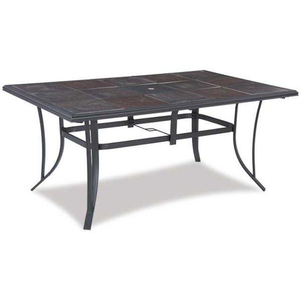 Tile Steel Table 129 00 On American Furniture Warehouse Steel