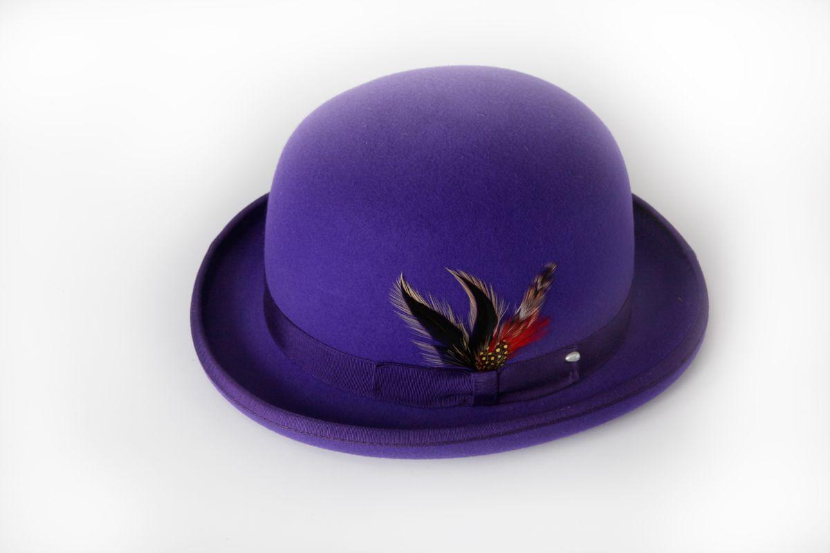 Purple Hat  d920b04e175