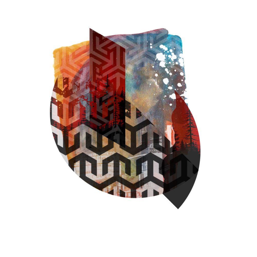 "Chris Cromwell 2014 ""Crimson Forest"" || Digital Art / Photo Manipulation   #Art #Design #Photoshop #Creativity #ChrisCromwell #cromwellcreativity"