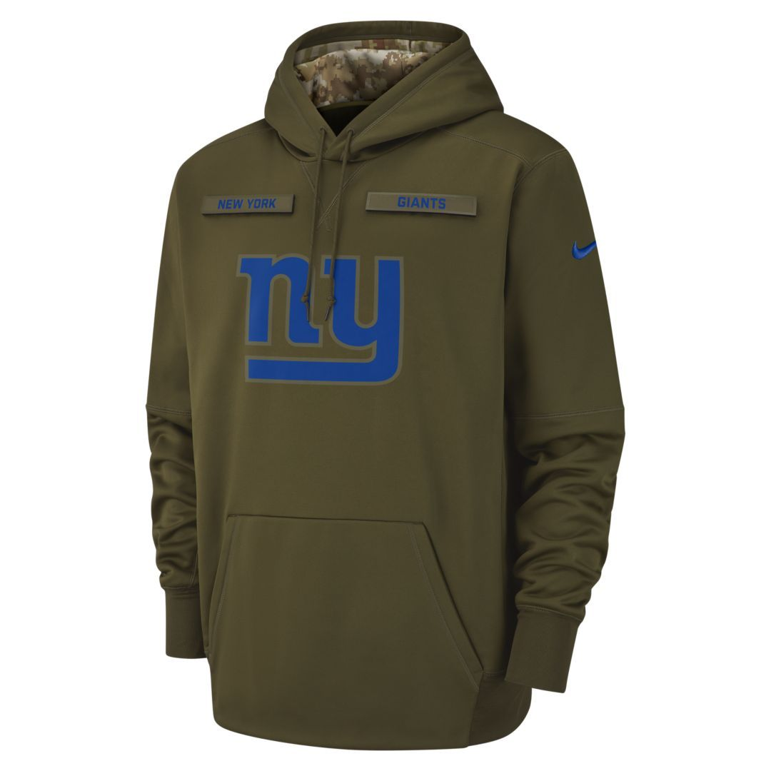Nike Jackets & Coats | New York Giants Salute To Service