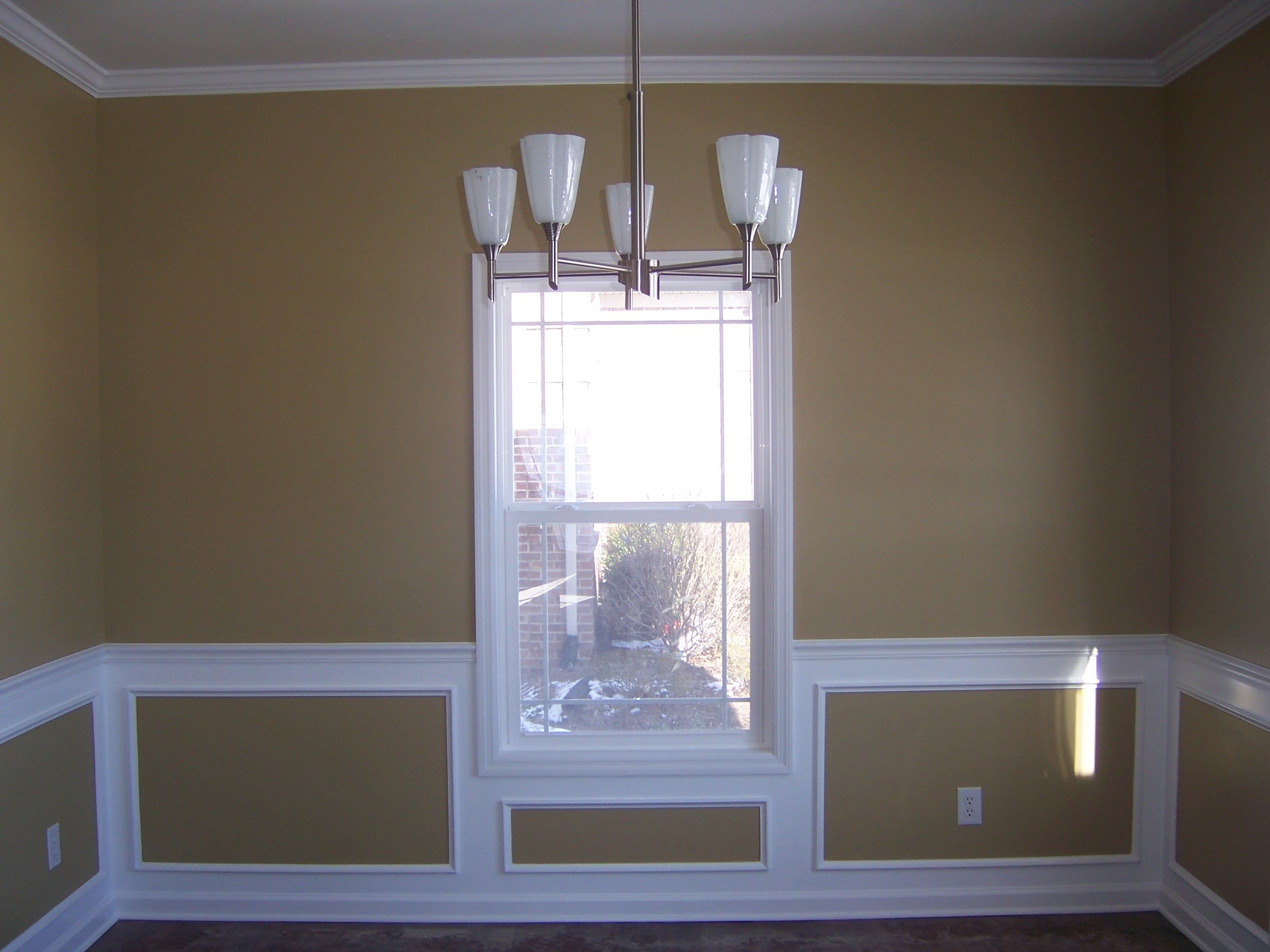 Ideas for Dining Room Chair Rail Molding Nest Ideas