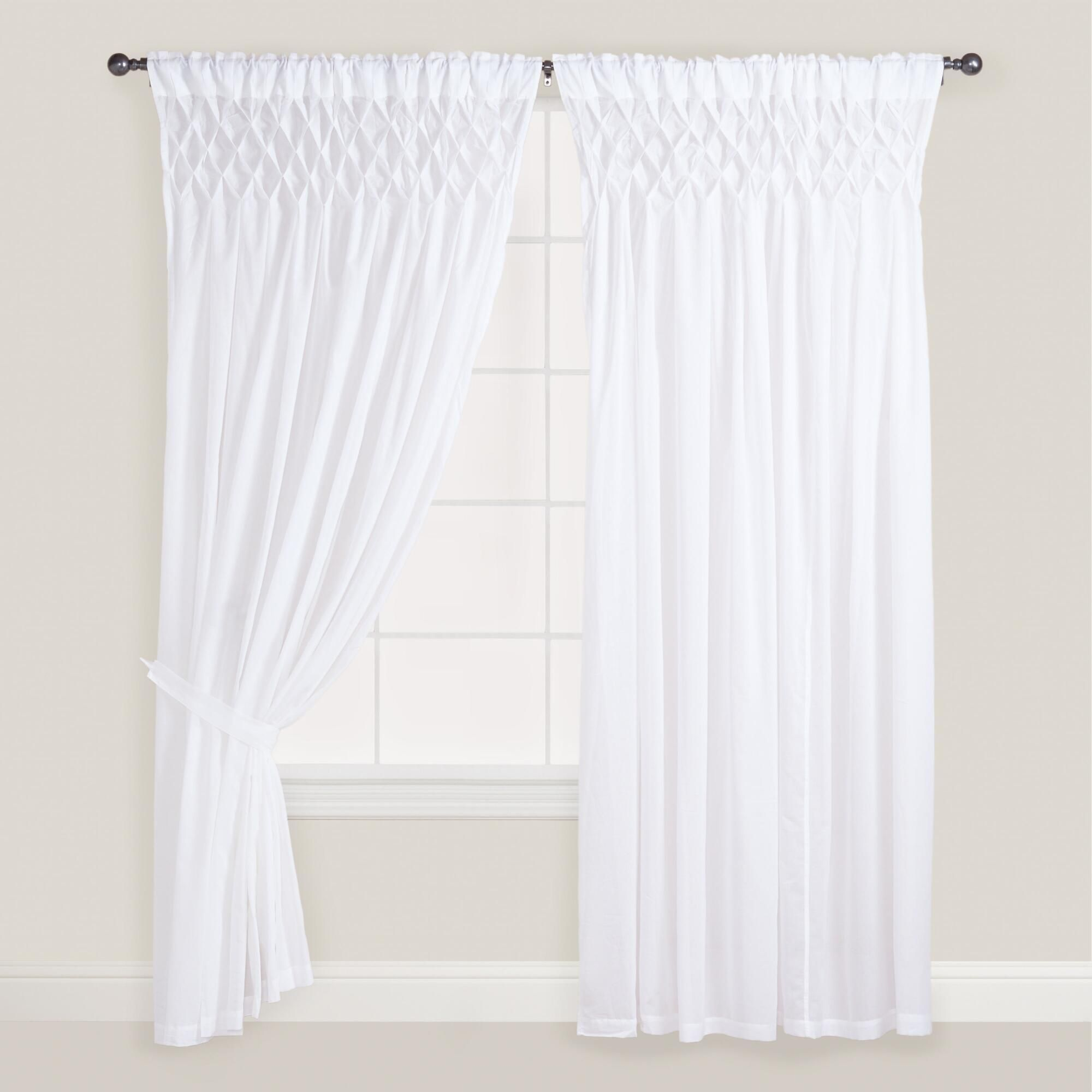 at trends smocked appealing curtains white provincial guest inches linen ocean style home curtain french pom of astonishing and panel organic pair image tfile