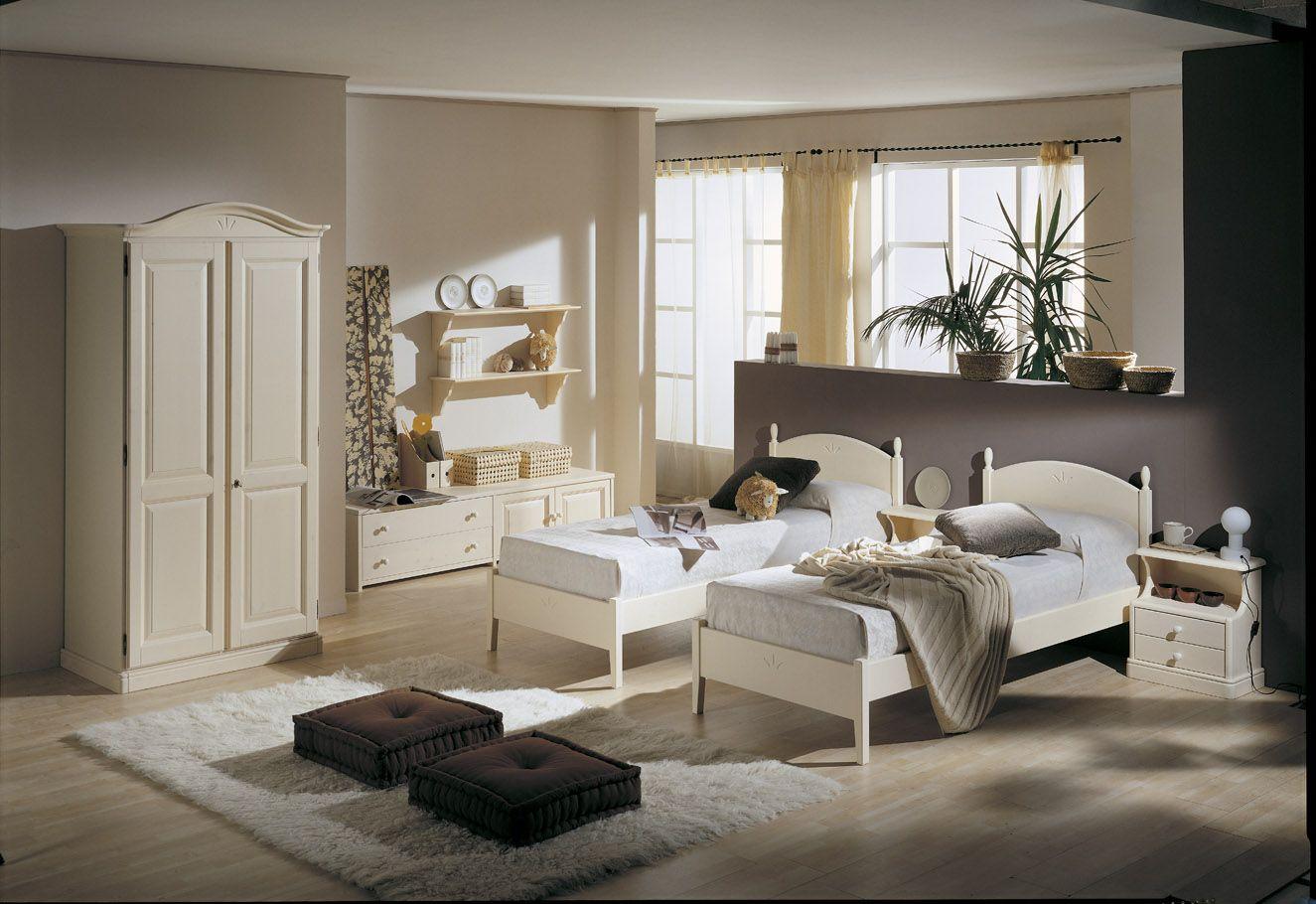 Arredamento Armadio 2 Ante Massello Rustico Cameretta Rosa Personalizzabile Quality First Casa, Arredamento E Bricolage