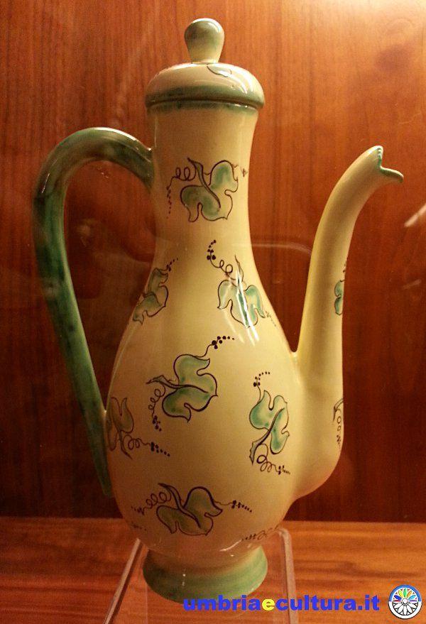 """Sempre più ricco il cartellone di eventi collaterali alla mostra """"Ceramica & Cibo"""" al Museo Regionale della Ceramica di Deruta."""