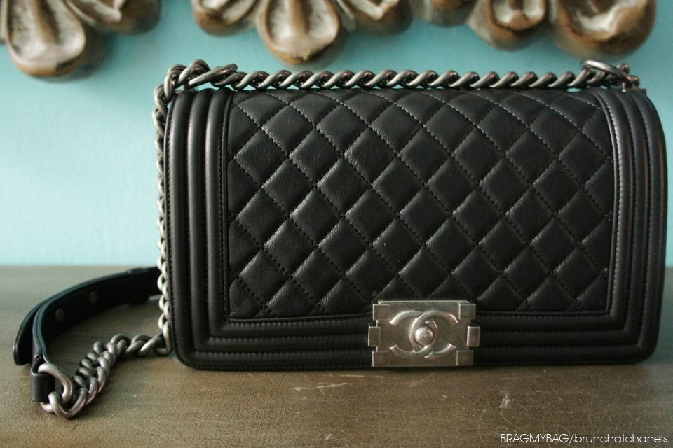 How To Clean And Care Your Chanel Boy Bag