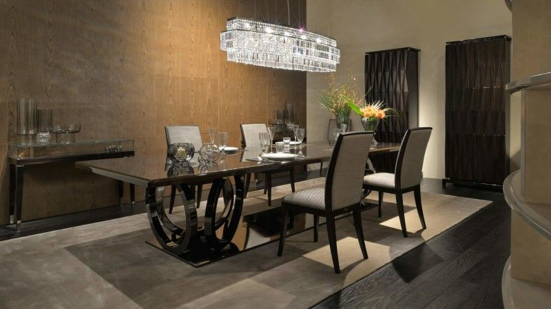 10 Dining Tables from Top Luxury Furniture Brands Dining room
