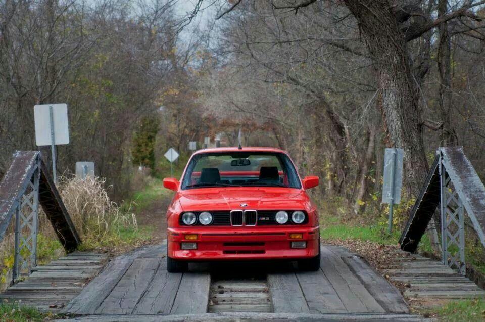 Bmw E30 M3 Red Bmw E30 Bmw E30 M3 Bmw