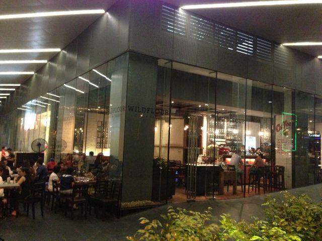 Wildflour cafe+bakery