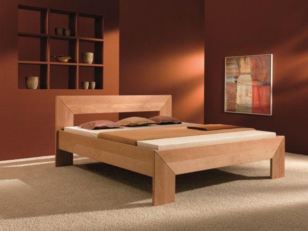 Wooden bed frame ideas | Oda Fikir | Pinterest | Camas