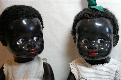 Pedigree 10 Black Baby Dolls B With