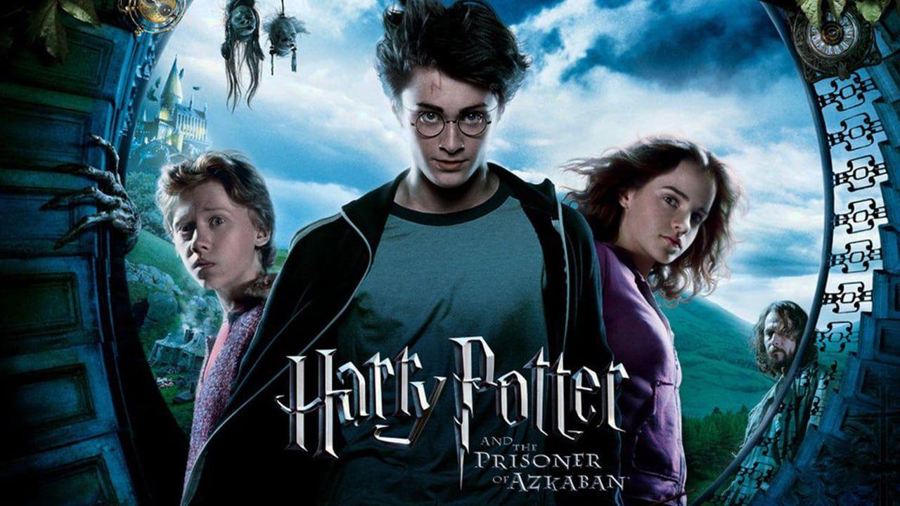 Harry Potter Et Le Prisonnier D Azkaban 2004 Stream Film Complet Vf Francais Sirius Black Un Dangereux Sorcier Crim Dog Names Prisoner Of Azkaban Harry Potter