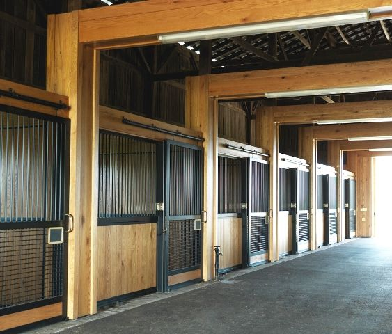 stall oats blog from lucas equine equipment horse stall design - Horse Barn Design Ideas