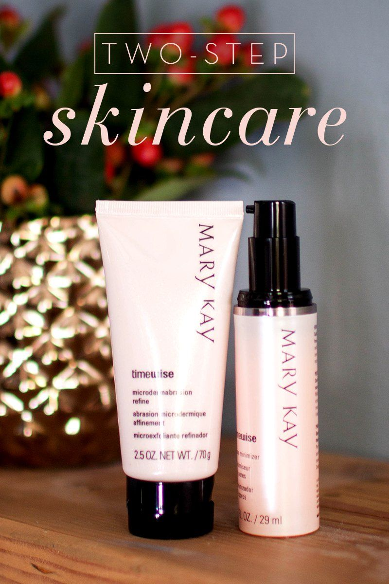 Step 1 Refine 2 Pore Minimizer This Simple Two Process Moreskin Clean And Glow Original Nasa Makes Skin High Definition Worthy Mary Kay