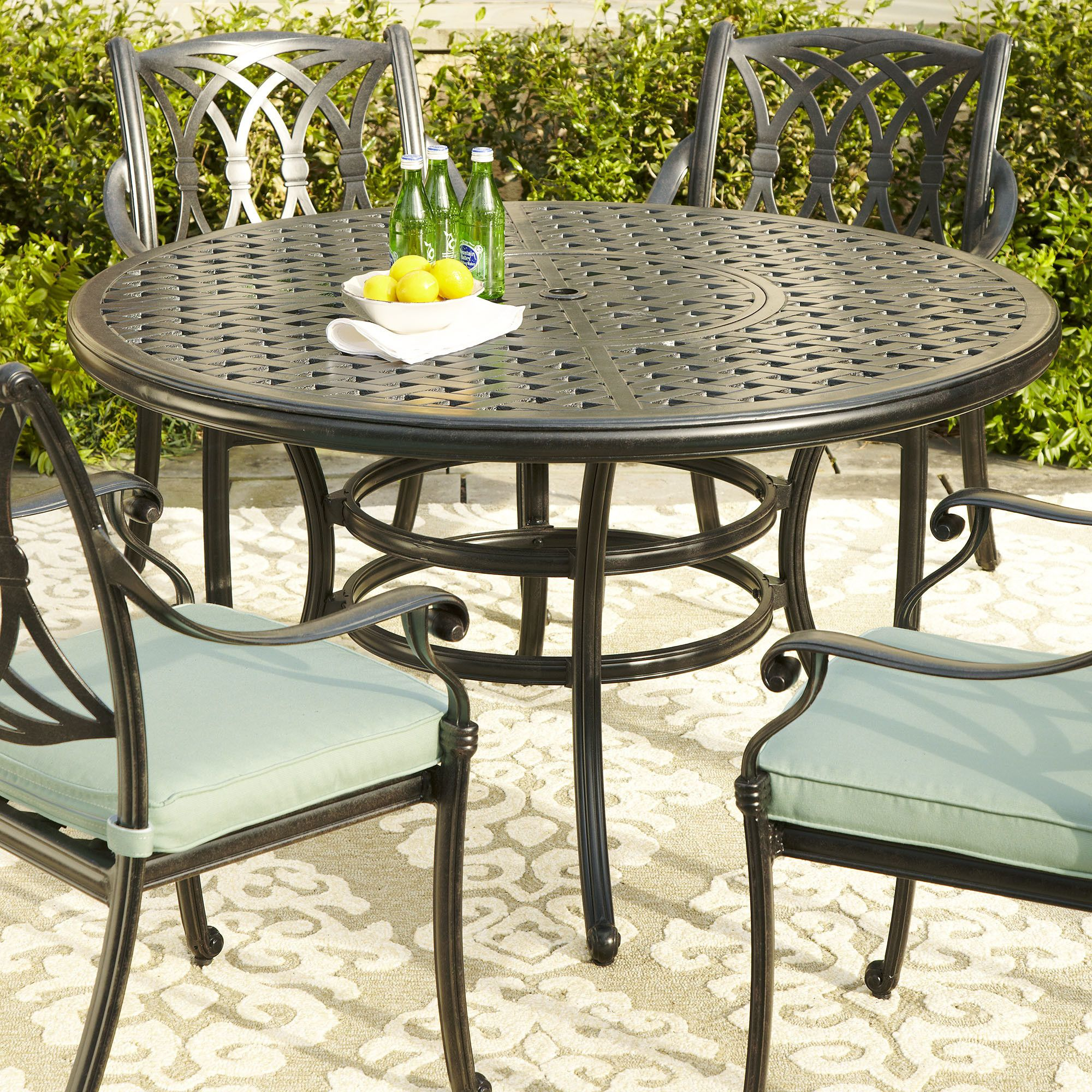 36+ Round patio dining sets for 4 Best