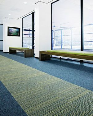 They Mean Business Carpets Fit For Corporate Culture Building Design Office Interiors Office Design