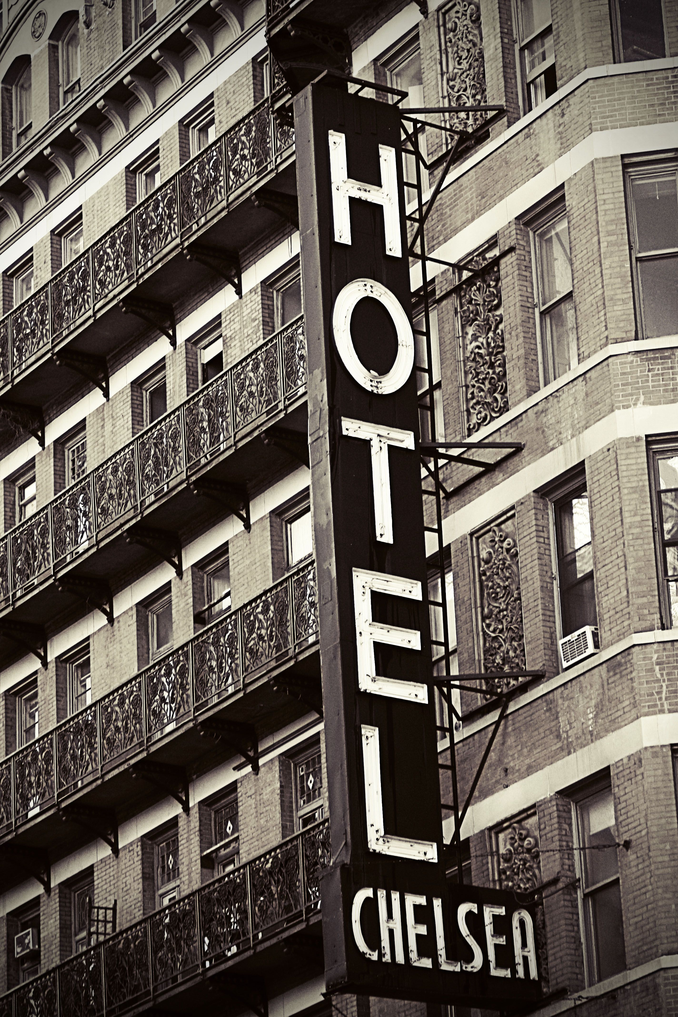 Hotel Chelsea New York City